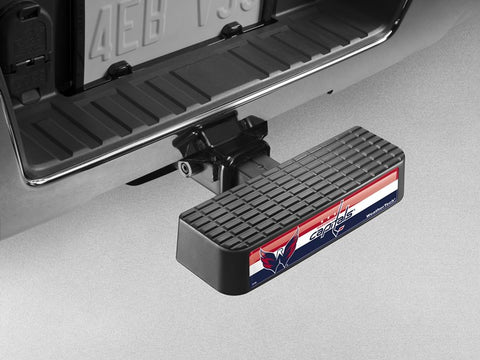 BumpStep NHL Hitch Mounted Step and Bumper - Washington Capitals - WeatherTech - Dropship Direct Wholesale - 1