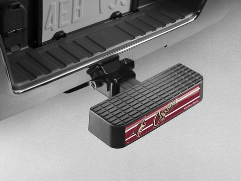 BumpStep NHL Hitch Mounted Step and Bumper - Arizona Coyotes - WeatherTech - Dropship Direct Wholesale - 1