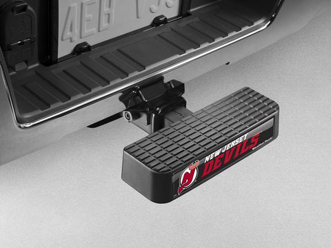 BumpStep NHL Hitch Mounted Step and Bumper - New Jersey Devils - WeatherTech - Dropship Direct Wholesale - 1