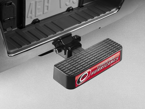 BumpStep NHL Hitch Mounted Step and Bumper - Carolina Hurricanes - WeatherTech - Dropship Direct Wholesale - 1