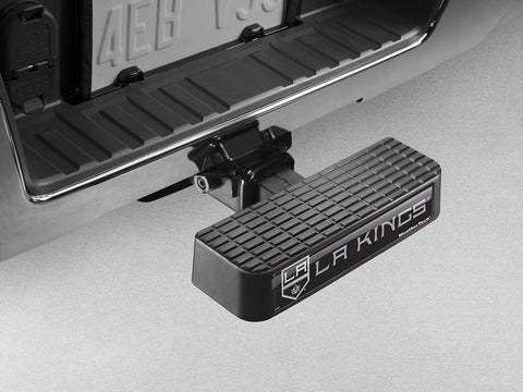 BumpStep NHL Hitch Mounted Step and Bumper - Los Angeles Kings - WeatherTech - Dropship Direct Wholesale - 1