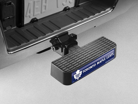 BumpStep NHL Hitch Mounted Step and Bumper - Toronto Maple Leafs - WeatherTech - Dropship Direct Wholesale - 1