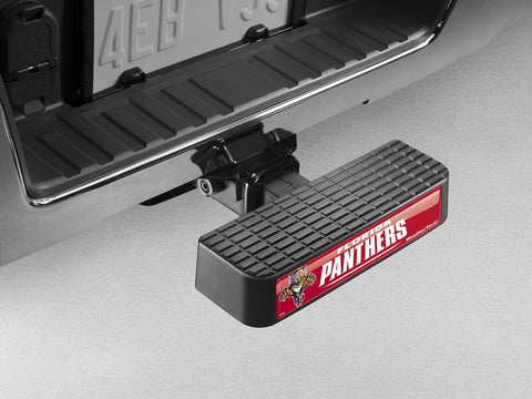 BumpStep NHL Hitch Mounted Step and Bumper - Florida Panthers - WeatherTech - Dropship Direct Wholesale - 1