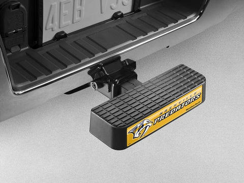 BumpStep NHL Hitch Mounted Step and Bumper - Nashville Predators - WeatherTech - Dropship Direct Wholesale - 1
