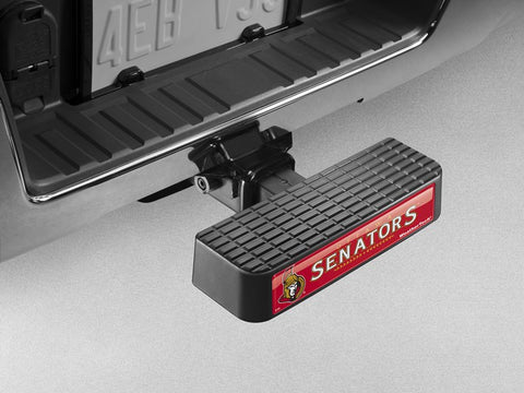 BumpStep NHL Hitch Mounted Step and Bumper - Ottawa Senators - WeatherTech - Dropship Direct Wholesale - 1