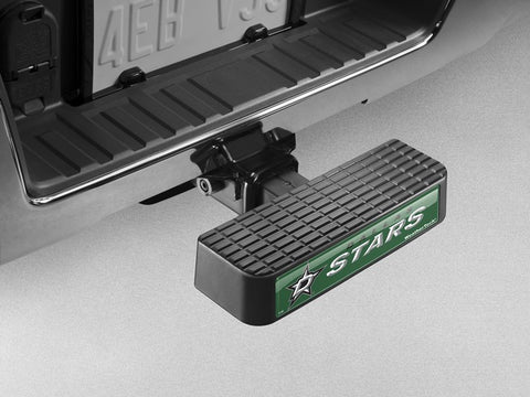 BumpStep NHL Hitch Mounted Step and Bumper - Dallas Stars - WeatherTech - Dropship Direct Wholesale - 1