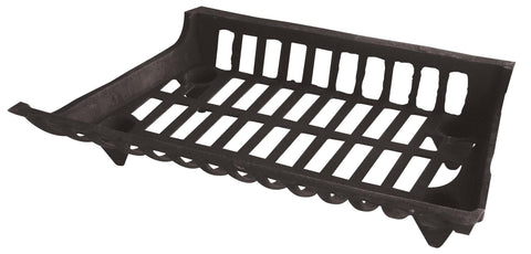 "24"" Cast Iron Grate - UniFlame - Dropship Direct Wholesale"