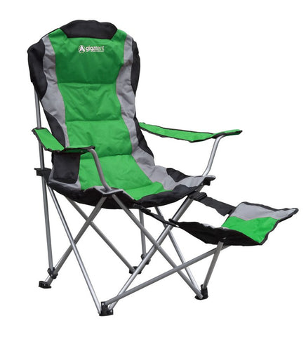 Camping Chair with Footrest - Gigatent - Dropship Direct Wholesale