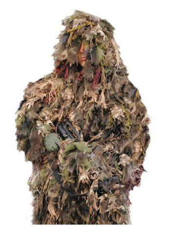 CHAMELEON Ghillie Long Jacket Desert XL/XXL - BushRag - Dropship Direct Wholesale