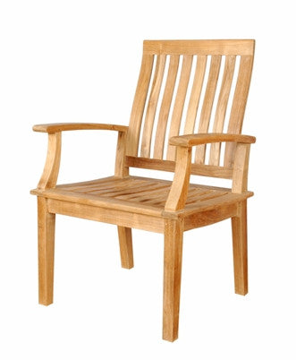 Brianna Dining Armchair - Anderson Teak - Dropship Direct Wholesale