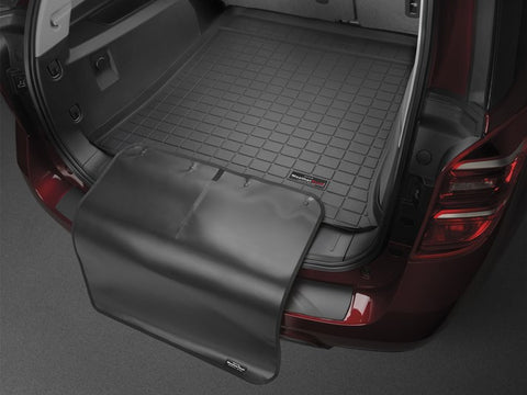 40322SK Series Black Digital Fit Cargo Liner w Bumper Protector - WeatherTech - Dropship Direct Wholesale - 1