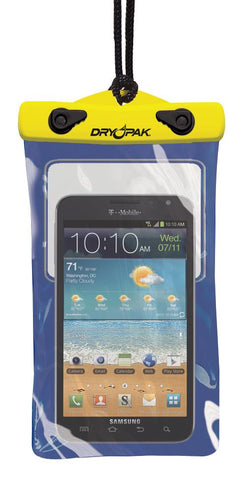 Dry Pak Case 5 X 8 Yellow/Blue - Dry Pak - Dropship Direct Wholesale