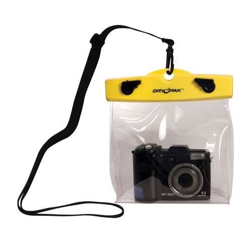Dry Pak Camera Case Clear 6 X 5 X 1 1/2 - Dry Pak - Dropship Direct Wholesale