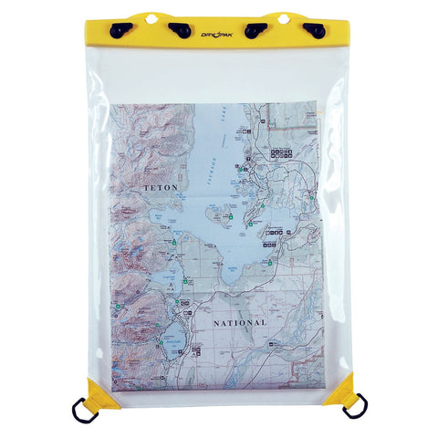 Dry Pak Multi-purpose Case Clear 12 X 16 - Dry Pak - Dropship Direct Wholesale
