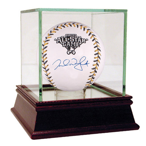 David Wright Signed 2006 MLB All Star Game Logo Ball MLB Auth