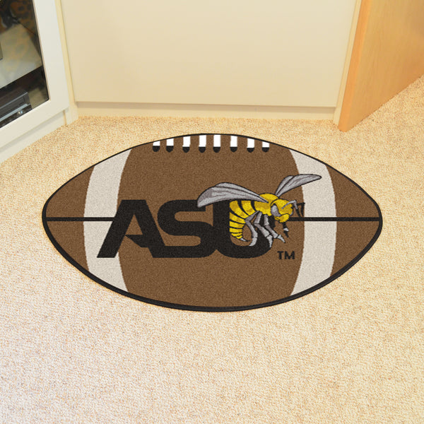 Alabama State Football Rug 20.5x32.5 - FANMATS - Dropship Direct Wholesale - 2