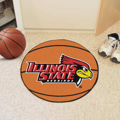 Illinois State Basketball Mat 27 diameter - FANMATS - Dropship Direct Wholesale