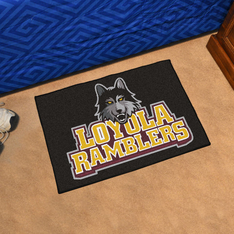Loyola University Starter Rug 20x30 - FANMATS - Dropship Direct Wholesale