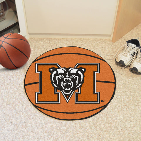 Mercer University Basketball Mat 27 diameter - FANMATS - Dropship Direct Wholesale