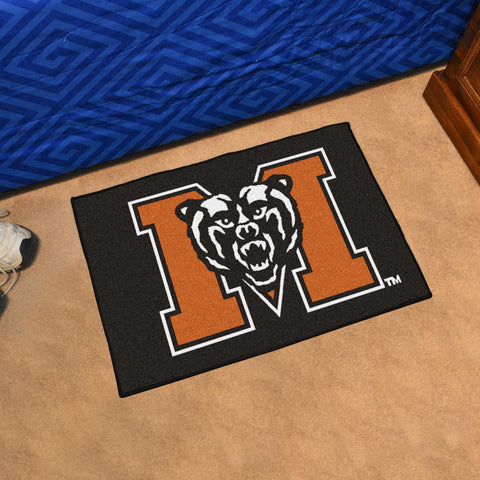 Mercer University Starter Rug 20x30 - FANMATS - Dropship Direct Wholesale