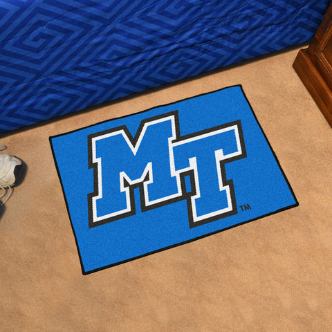 Middle Tennessee State Starter Rug 20x30 - FANMATS - Dropship Direct Wholesale