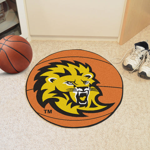 Southeastern Louisiana U Basketball Mat 27 diameter - FANMATS - Dropship Direct Wholesale