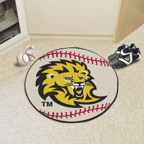 Southeastern Louisiana U Baseball Mat 27 diameter - FANMATS - Dropship Direct Wholesale