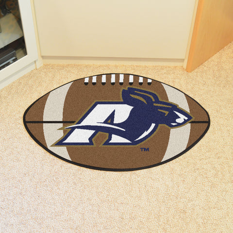 University of Akron Football Rug 20.5x32.5 - FANMATS - Dropship Direct Wholesale