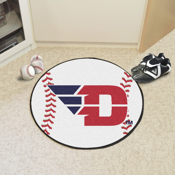 University of Dayton Baseball Mat 27 diameter - FANMATS - Dropship Direct Wholesale