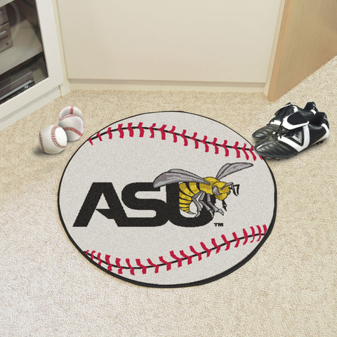 Alabama State Baseball Mat 27 diameter - FANMATS - Dropship Direct Wholesale - 2