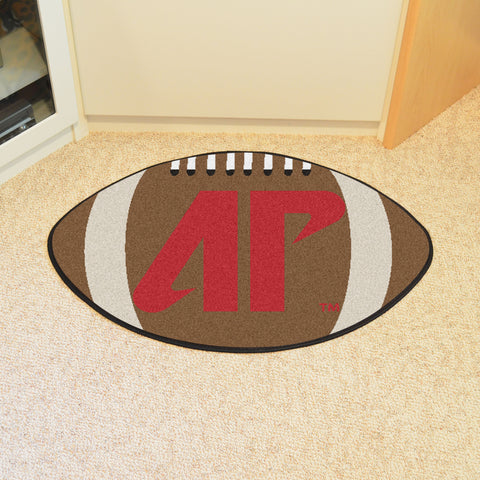 "Austin Peay Football Rug 20.5""x32.5"" - FANMATS - Dropship Direct Wholesale"