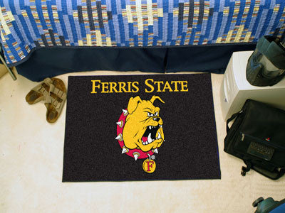 Ferris State Starter Rug 20x30 - FANMATS - Dropship Direct Wholesale