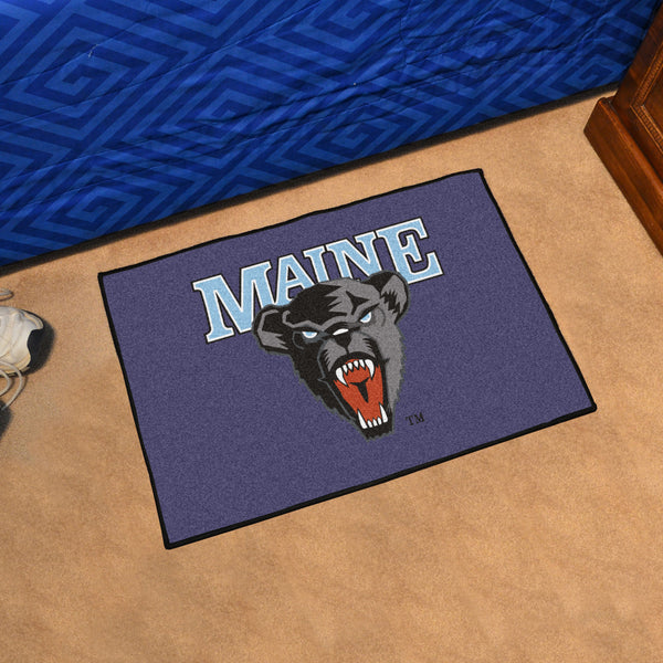 University of Maine Starter Rug 20x30 - FANMATS - Dropship Direct Wholesale