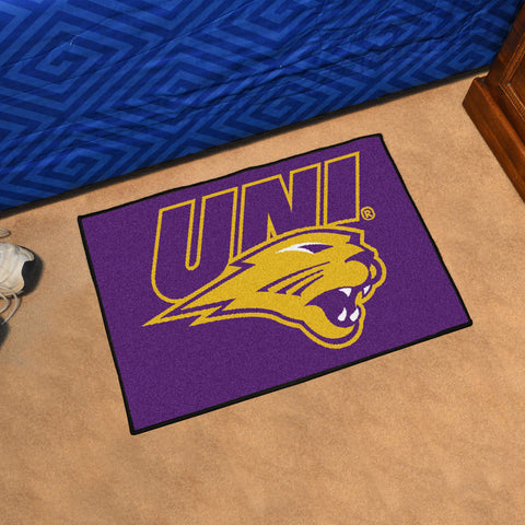 University of Northern Iowa Starter Rug 20x30 - FANMATS - Dropship Direct Wholesale
