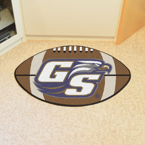 Georgia Southern University Football Rug 20.5x32.5 - FANMATS - Dropship Direct Wholesale