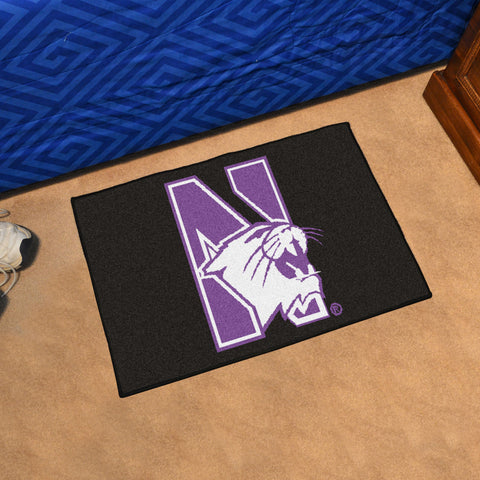 Northwestern University Starter Rug 20x30 - FANMATS - Dropship Direct Wholesale