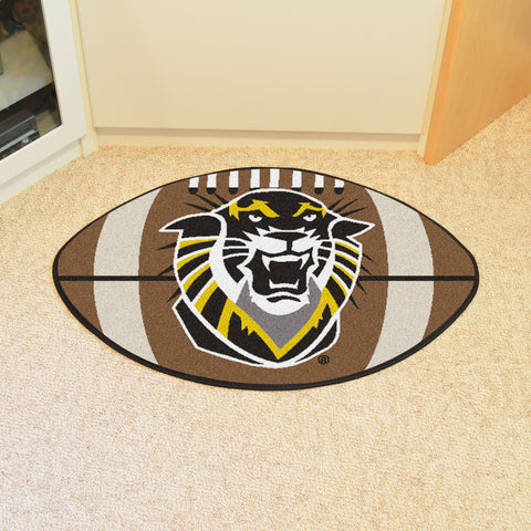 Fort Hays State Football Rug 20.5x32.5 - FANMATS - Dropship Direct Wholesale