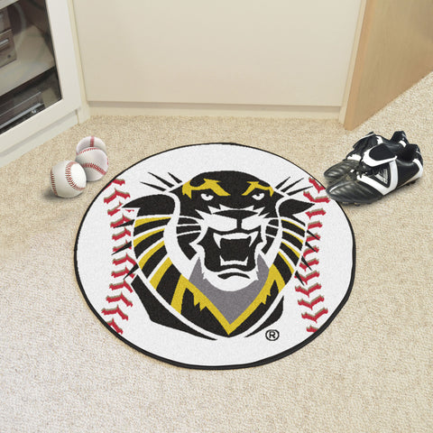 Fort Hays State Baseball Mat 27 diameter - FANMATS - Dropship Direct Wholesale