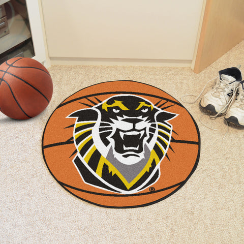 Fort Hays State Basketball Mat 27 diameter - FANMATS - Dropship Direct Wholesale