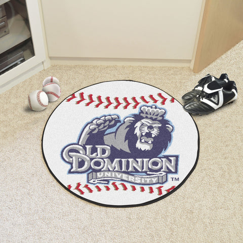 Old Dominion Baseball Mat 27 diameter - FANMATS - Dropship Direct Wholesale