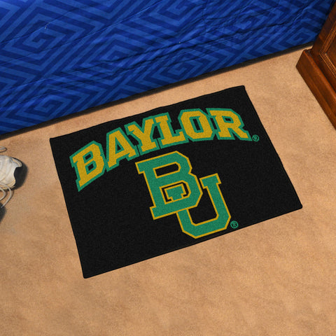 Baylor University Starter Rug 20x30 - FANMATS - Dropship Direct Wholesale
