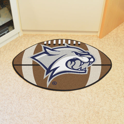 University of New Hampshire Football Rug 20.5x32.5 - FANMATS - Dropship Direct Wholesale