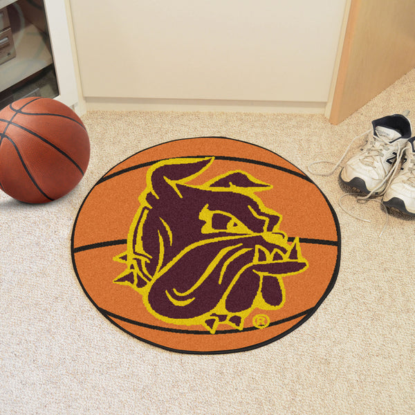 University of Minnesota-Duluth Basketball Mat 27 diameter - FANMATS - Dropship Direct Wholesale