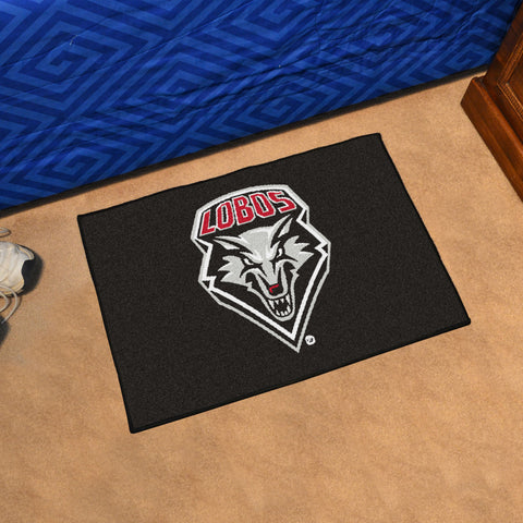 University of New Mexico Starter Rug 20x30 - FANMATS - Dropship Direct Wholesale