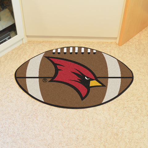 Saginaw Valley State Football Rug 20.5x32.5 - FANMATS - Dropship Direct Wholesale