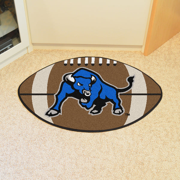 State University at Buffalo Football Rug 20.5x32.5 - FANMATS - Dropship Direct Wholesale