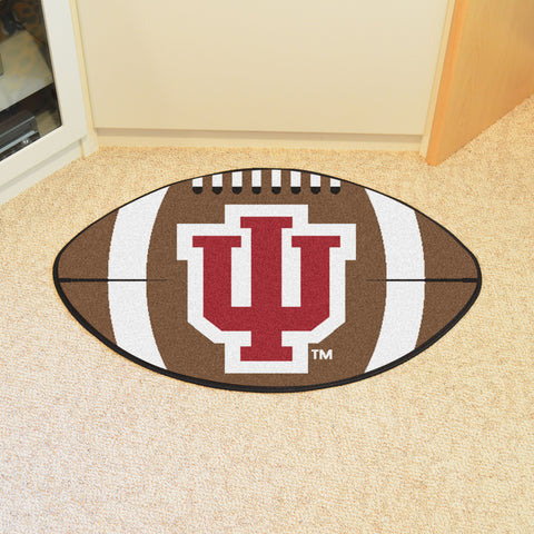Indiana University Football Rug 20.5x32.5 - FANMATS - Dropship Direct Wholesale