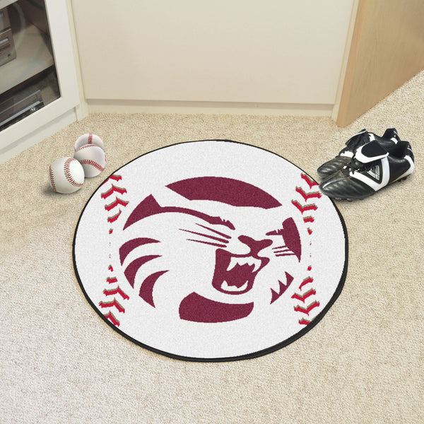 Cal State - Chico Baseball Mat 27 diameter - FANMATS - Dropship Direct Wholesale
