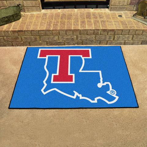 Louisiana Tech All-Star Mat 33.75x42.5 - FANMATS - Dropship Direct Wholesale