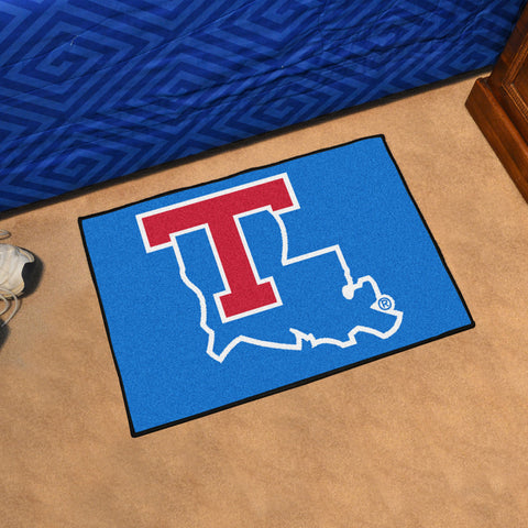 Louisiana Tech Starter Rug 20x30 - FANMATS - Dropship Direct Wholesale